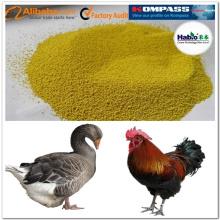 fornecimento enzimático composto para peixe de gado de galinha