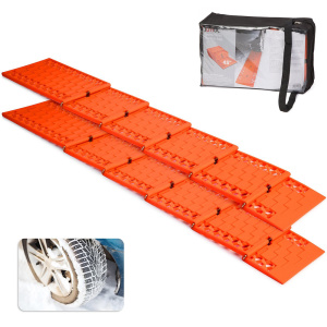 Tapis de traction de pneu de secours