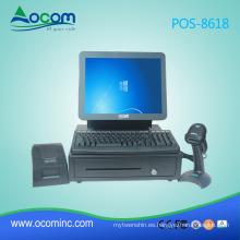 15 '' Máquina de la posición del precio bajo del panel táctil / proveedor del terminal de la posición