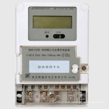Single Phase Electronic Type Multi-Rate Smart GSM Power Meter