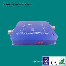 15dBm GSM900MHz amplificador de la línea del repetidor móvil del teléfono móvil del repetidor de la señal (GW-15LAG)