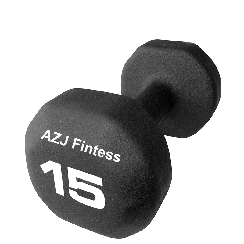 15 LB Neoprene Dumbbell