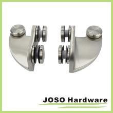 Puertas abatibles sin bastidor Pivote inferior lado izquierdo (EF001L)
