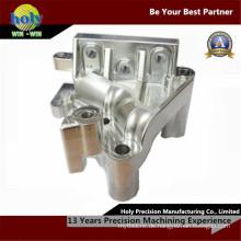Kompliziertes 4 Achsen-CNC-Aluminium, das nette Bearbeitungsteile CNC maschinell bearbeitet