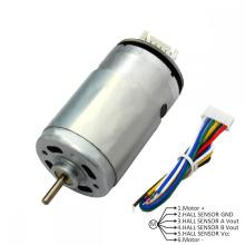 6V RS555 DC Brush Motor With Encoder