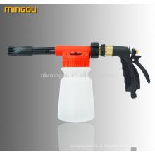 Pistola de lavagem de espuma de baixa pressão pistola de lavagem de carro