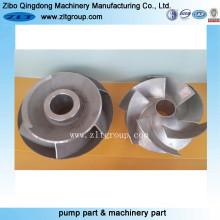 Stainless Steel Water Pump Impeller