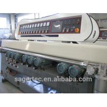 Oferta de fabricante máquina Chaflanadora-bordeadora para vidrio borde pulido de vidrio de la máquina ribete máquina precios