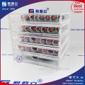 5 Tier Clear Acrylic Lipstick Display Wholesale