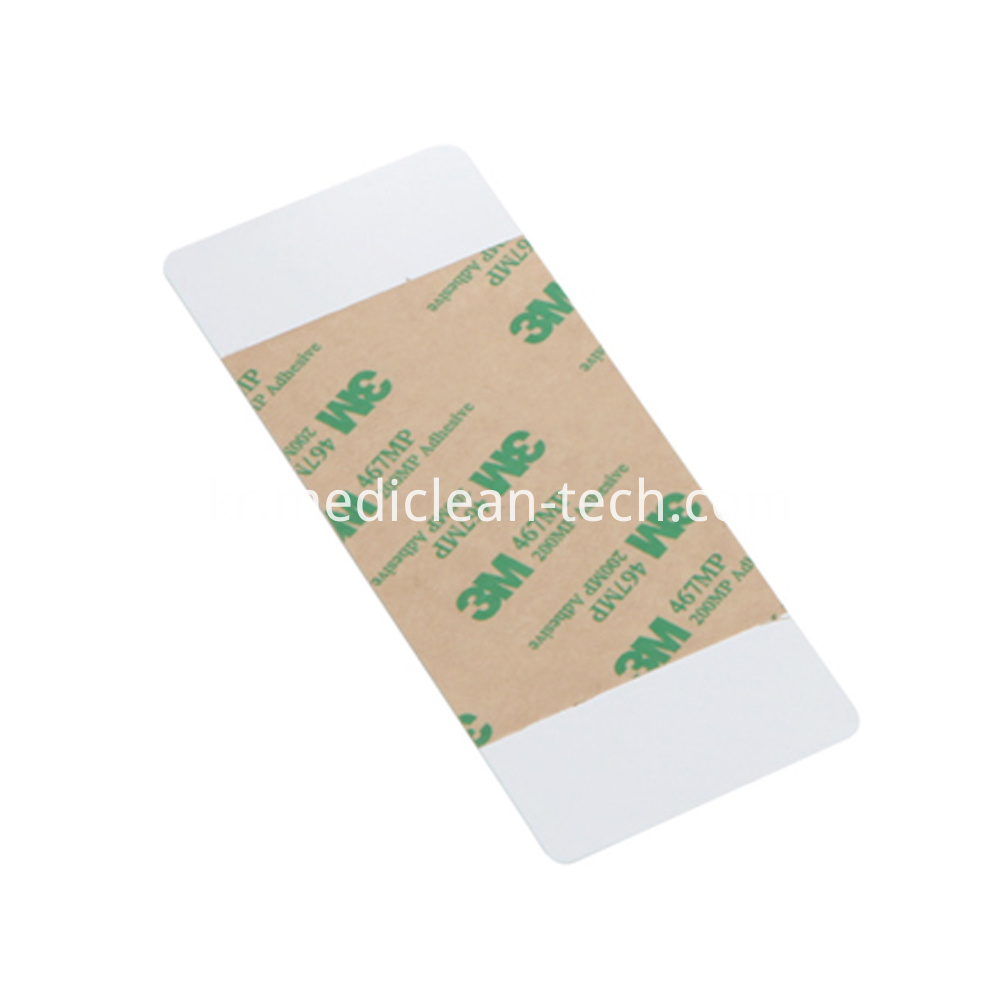 Adhesive Sticky Cleaning Cards 54x140mm for Fargo Card Printers