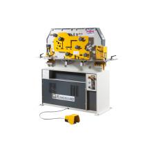 Máquina hidráulica do Ironworker Máquina combinada do perfurador e de corte