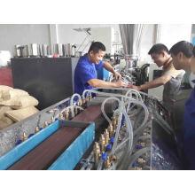PVC WPC Flooring Extrusion Machine