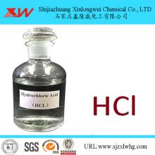 Acido cloridrico 31% al 37%, grado industriale