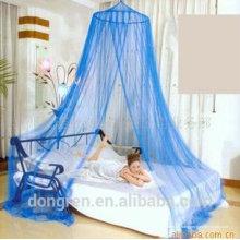 Venta al por mayor cama circular mosquitero