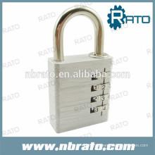 Cadeado de senha de liga de alumínio RP-143