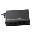 Multimode To Single Mode Gigabit Fiber Media Converter