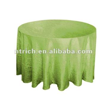 Dobra a toalha de mesa tafetá, corredor da tabela, faixa de cadeira, placemat, guardanapo, capa de cadeira