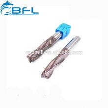Endmills da linha do carboneto de BFL, cortadores de trituração da linha para o torno do CNC