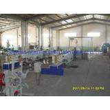 Plastic Pipe Extrusion Line , PVC Conduit Pipe Making Machi