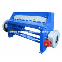 Máquina cortadora de chapa de acero Máquina cortadora de corte simple