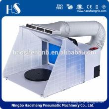 Cabine de pulvérisation HS-420