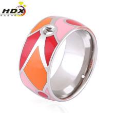 Модные аксессуары из нержавеющей стали ювелирные перстень кольцо (hdx1078)