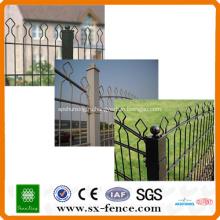 двойной проволоки сетки арочный топ забор