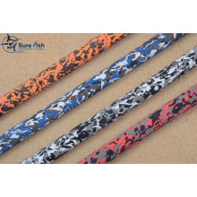 Free Shipping Camouflage Color EVA Foam Fishing Rod Handle