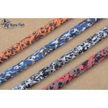 Бесплатная доставка камуфляж Цвет пены EVA удочка ручка