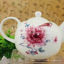 Service d'OEM ODM disponible en céramique ensemble de thé islamique