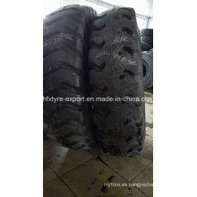 E-4 neumáticos para grúas de puerto, 21.00-35 36pr, neumático de OTR neumático Industral