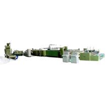 Línea de producción de guata de unión térmica suave (YYL-HY-II)