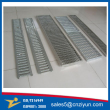 Long Flat Steel Bar Screen for Road Rest Plateform and Swage Treatment;