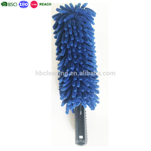 bendable microfiber duster mop for added reach