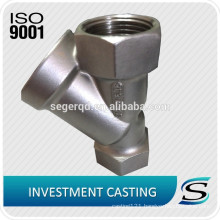 casting tee connector
