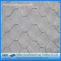 Hexagonal Gabion Box, China Hersteller von Hexagonal Gabion Box.