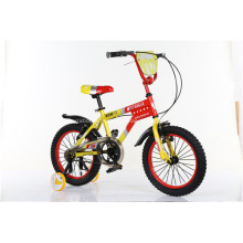 Modèle de sport de vélo d'enfant