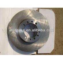 Disc brake rotor for Mitsubishi Pajero