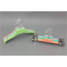 HH marque nouveau conçu un cintre en plastique pour les gros