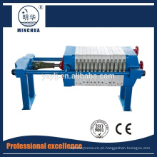 450 Placa de alta qualidade e prensa de filtro