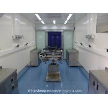 Sala de operaciones de contenedores prefabricados (shs-fp-medical002)