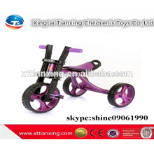 Alibaba 2015 neue Modell hochwertige Kunststoff Kinder Dreirad / billige Fahrrad Anhänger zum Verkauf