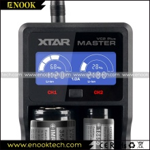 Hot XTAR VC2 Plus USB Battery Charger