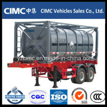 Cimc 40ft LPG ISO Tankcontainer