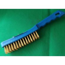 Cepillo de alambre para pulido industrial