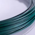 Chine Fournir le coût bas enduit par PVC vert de fil