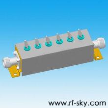 Tipo de conector NK / SMA-K atenuador de paso variable tipo 5W rf