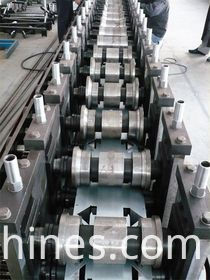 Fire And Smoke Valve Machine
