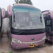 Gebrauchte 33-Sitzer ZK6808 Diesel Auto Bus