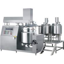 PLC Control Emulsifying Machine